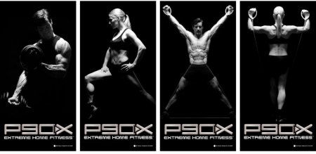 P90X 90 day exercise program