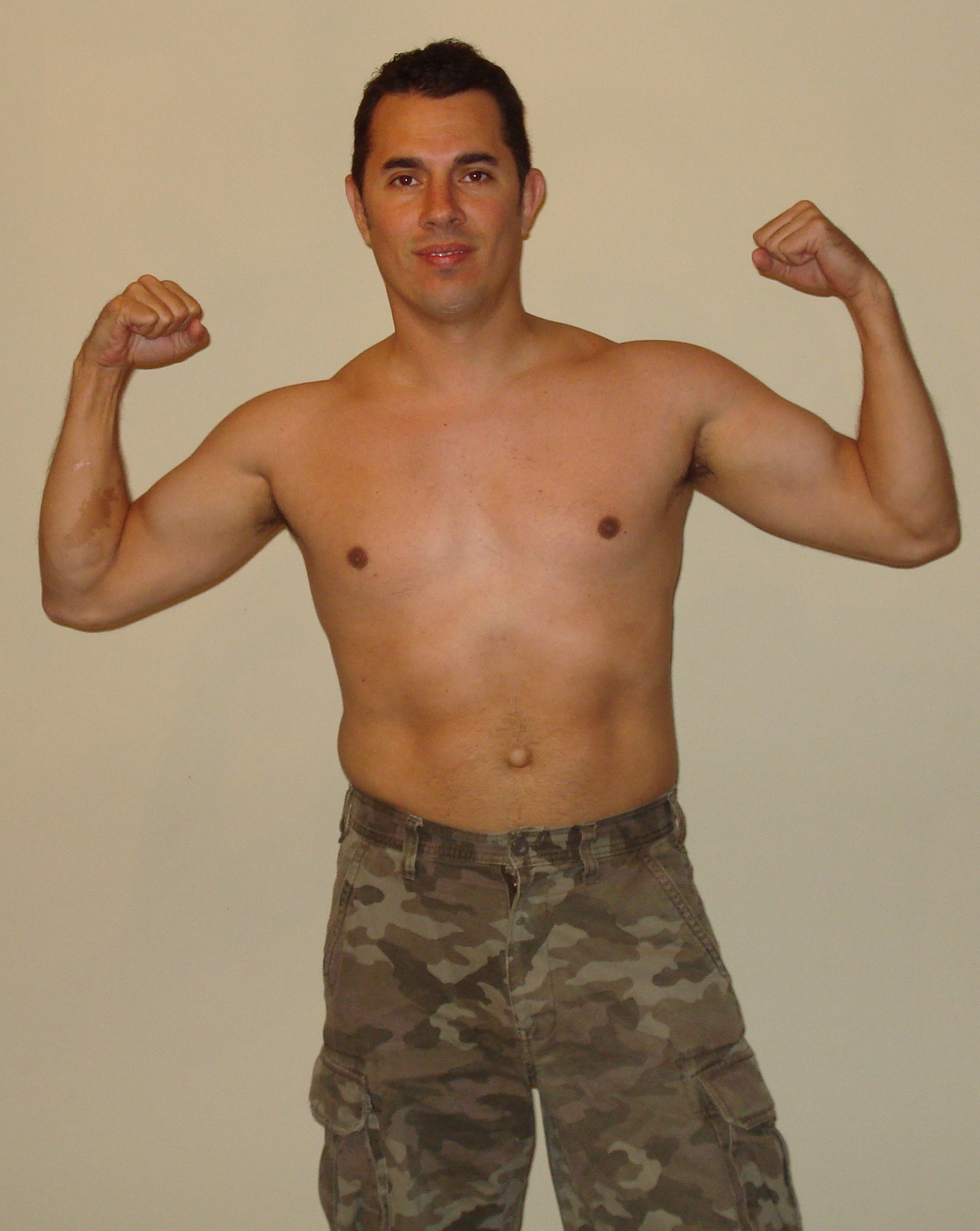 P90X Day 1- Front