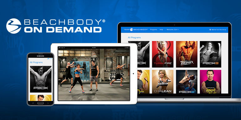 Beachbody On Demand-Streaming