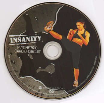 Day 2 Insanity Plyometric Circuit