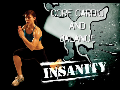 Shaun T Insanity: Core Cardio and Balance