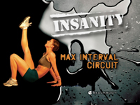 Shaun T Insanity Max Interval Circuit