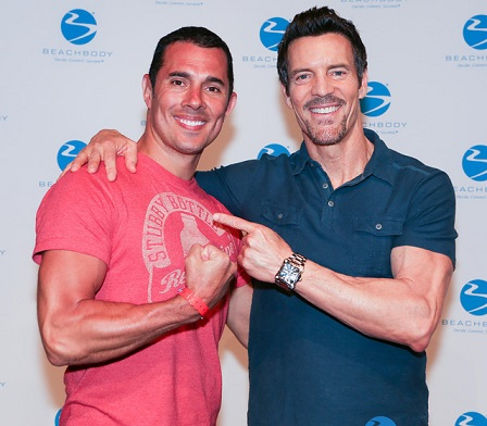 Tony Horton and Jeff Ochoa