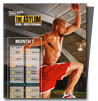Insanity Asylum Workout Calander