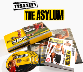 Insanity- The Asylum