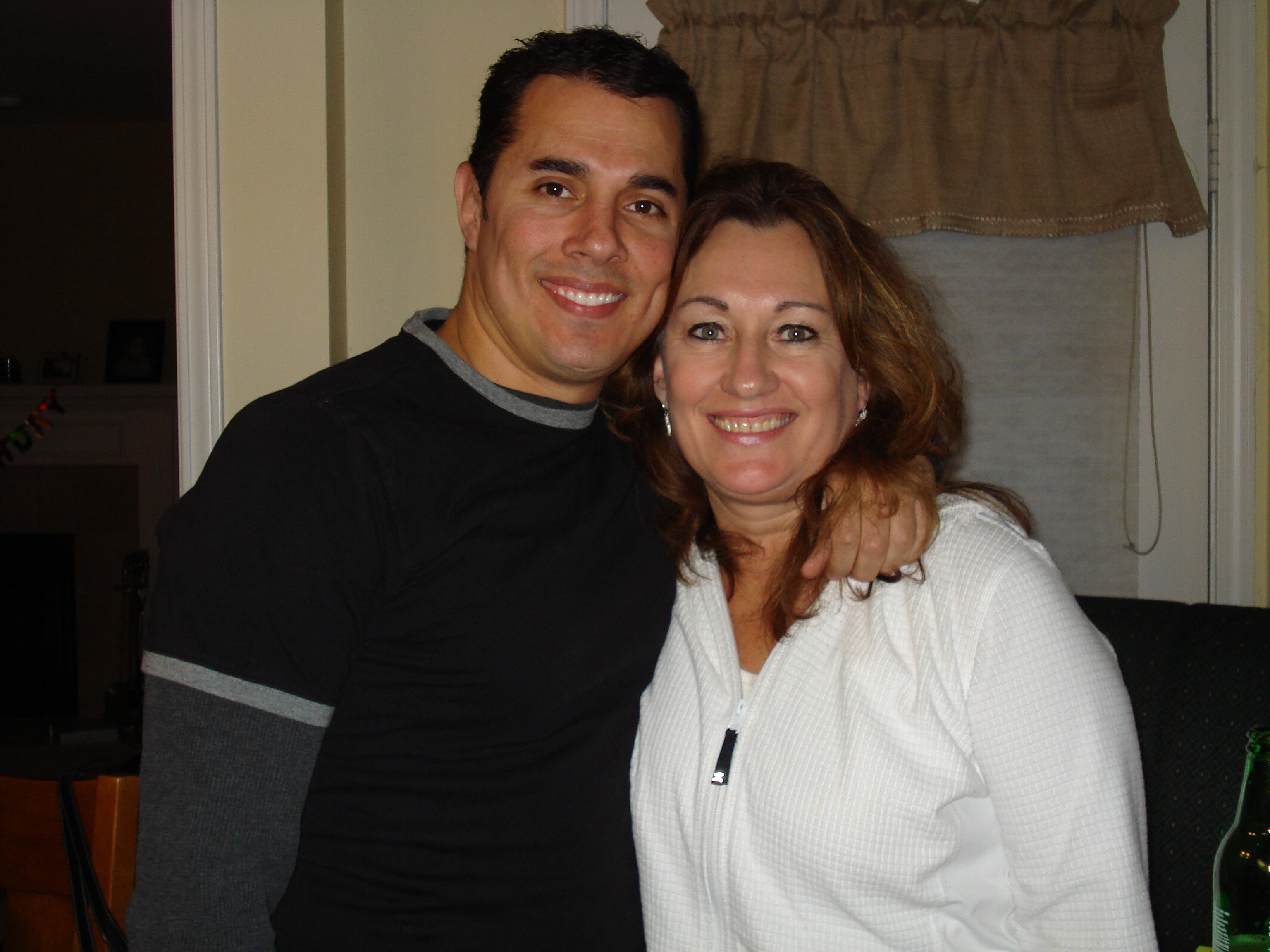 Jeff Ochoa and Mom