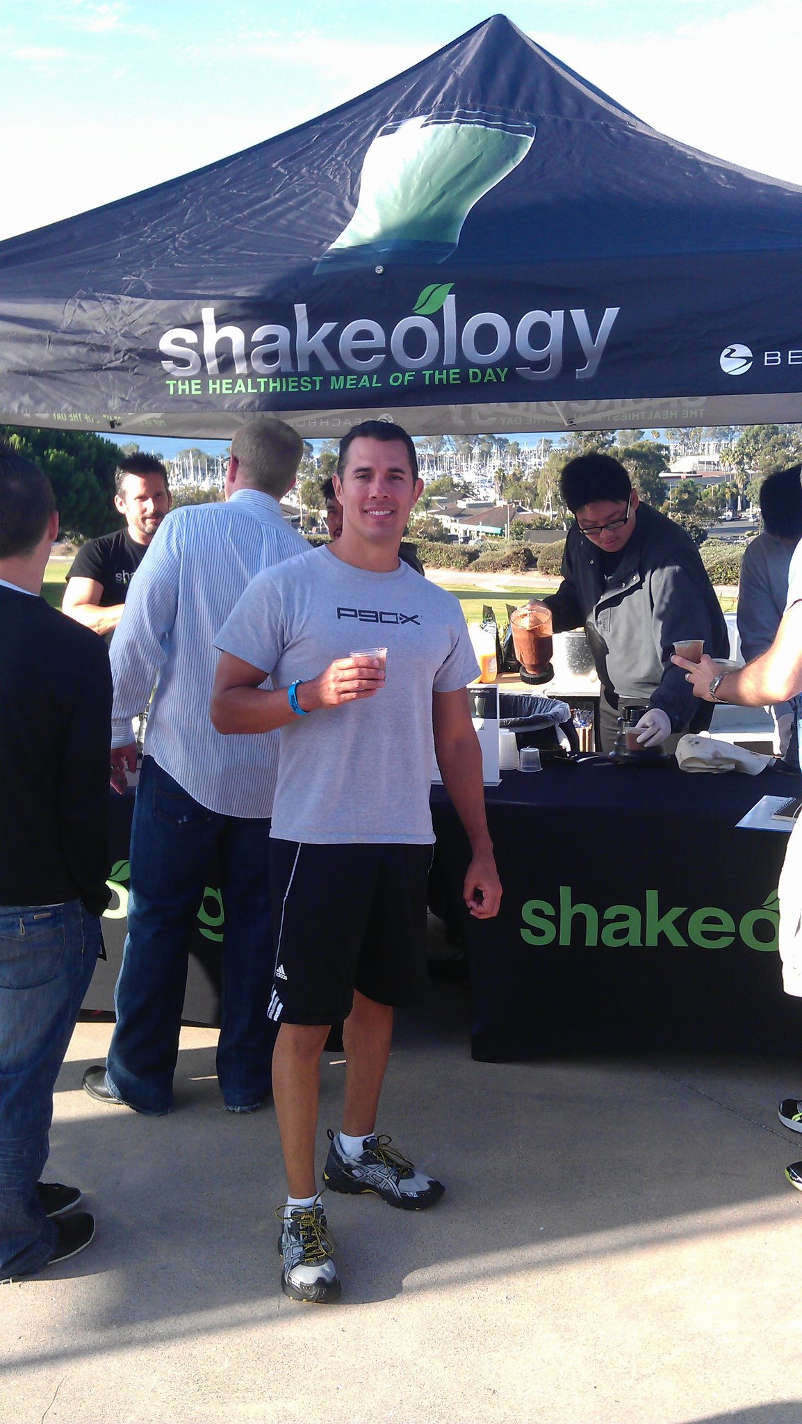 Jeff Ochoa and Shakeology