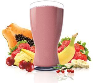 Vegan Tropical Strawberry Shakeology
