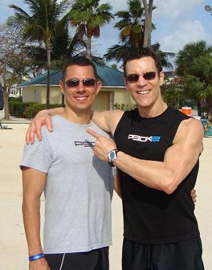 Jeff Ochoa and Tony Horton