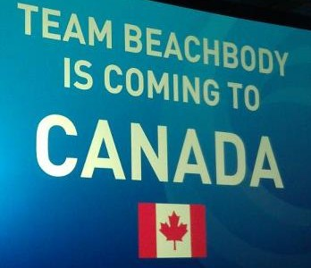 Team Beachbody Coach in Canada