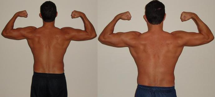 Body Beast Results Pictures Day 30 Back