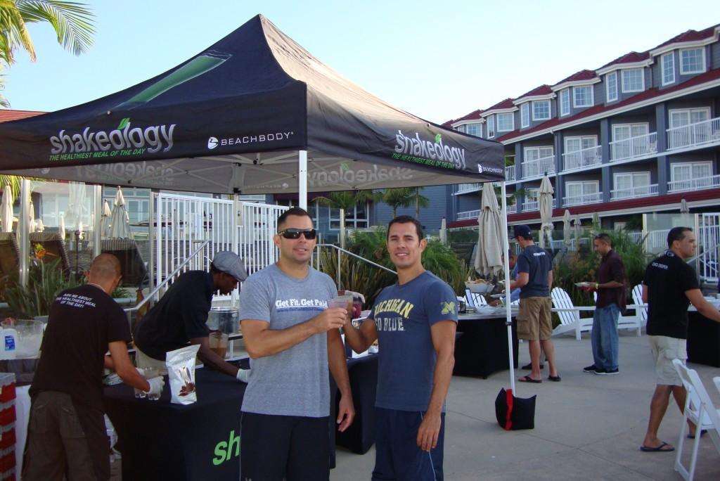 Jeff Ochoa and Marcus Ochoa