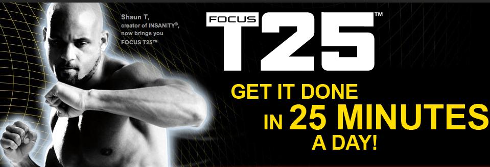 Shaun T Focus T25 |
