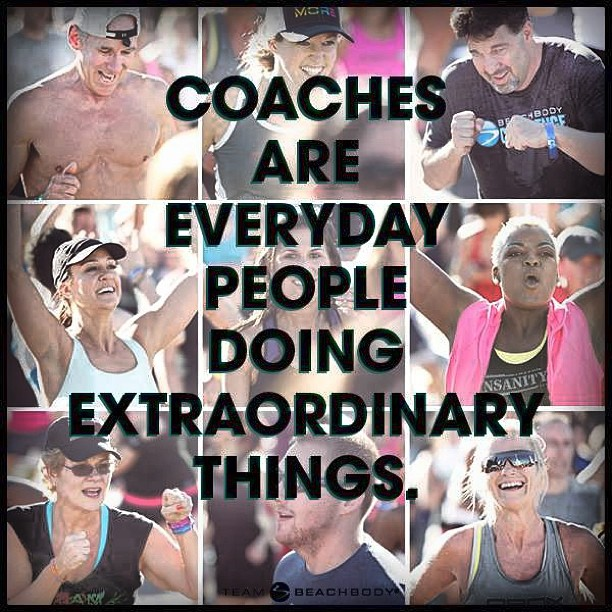 can you make money as a beachbody coach
