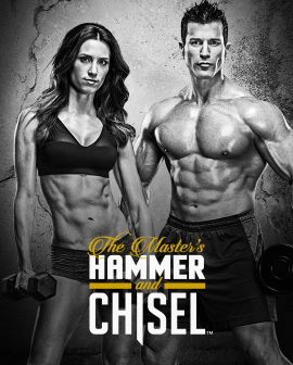 autumn and sagi-hammer and chisel