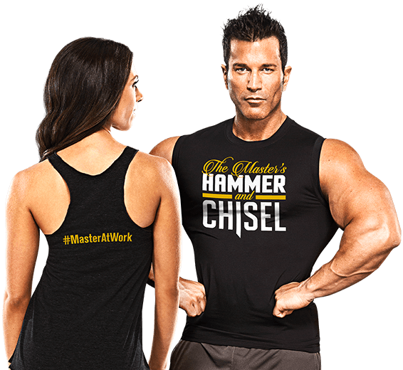 free hammer and chisel shirt