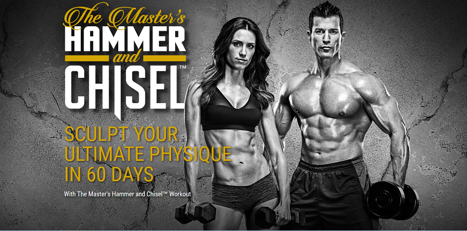 hammer and chisel workout