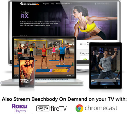 stream Beachbody on demand
