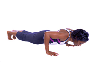 yoga chaturanga