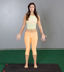 yoga mountain pose