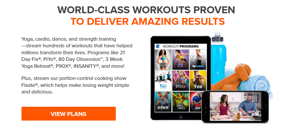 Beachbody On Demand |